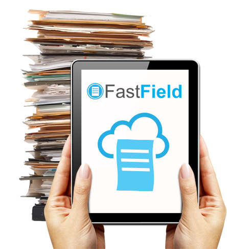 forms management software converts paper IPad Forms App